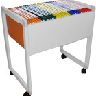 Filing Trolley Delta for Suspension files