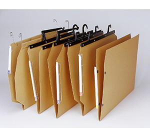 Special Hooks - Lateral suspension files